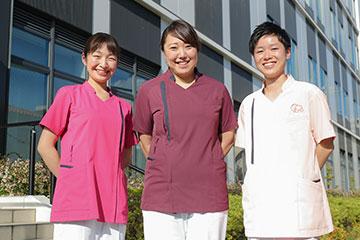 木村 更紗さん、安藤 理沙さん、五十畑 陸さん