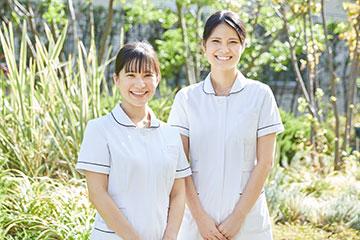 鷺谷 夏希さん、藤原 愛未さん