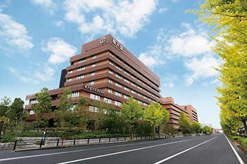 平成29年7月に新棟がオープンし、施設や機能がさらに充実した。