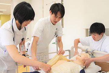 新人看護師集合研修―多重課題シミュレーション