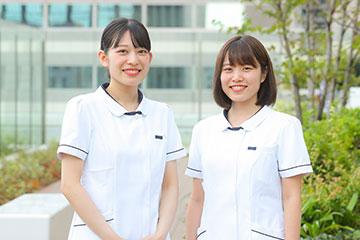 本田 なぎささん、永田 彩華さん