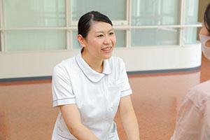 患者さんのお話に耳を傾けることも、看護における重要事項と実感している。