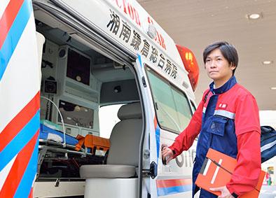 多くの救急搬送の患者さんを受け入れている当院で、自身の知識や経験を増やし役立てることを目標としている。